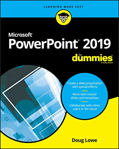 PowerPoint 2019 For Dummies By Doug Lowe