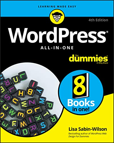 WordPress All-In-One For Dummies By Lisa Sabin-Wilson
