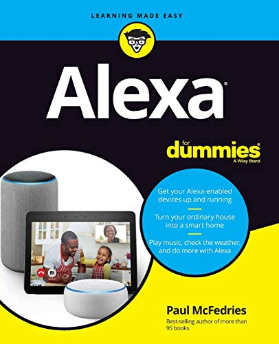 Alexa For Dummies By Paul McFedries
