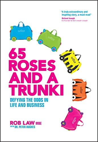 65 Roses and a Trunki By Rob Law