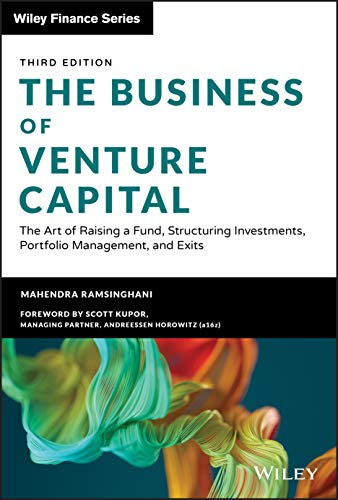 The Business of Venture Capital By Mahendra Ramsinghani