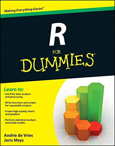 R For Dummies By Joris Meys
