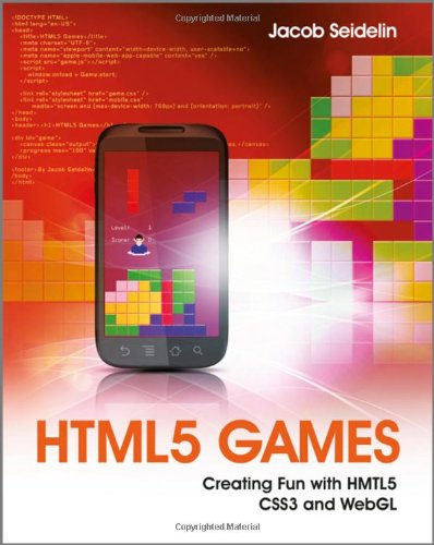 HTML5 Games By Jacob Seidelin