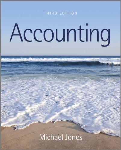 Accounting By Michael Jones