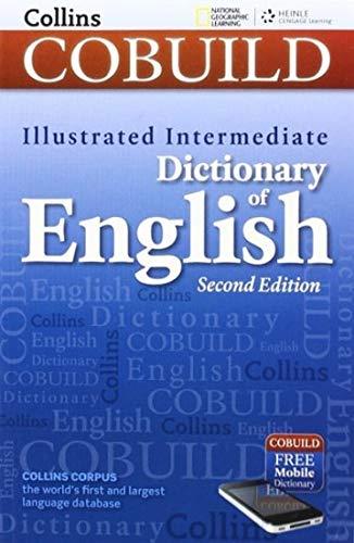 Collins COBUILD Intermediate Dictionary British English + Mob Appl. By Collins