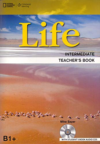 Life Intermediate Teacher Book with Class Audio CDs by Mike Sayer
