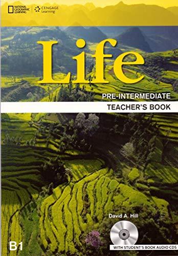 Life Pre-Intermediate: Teacher's Book with Audio CD By Mari Vargo