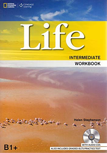 Life Intermediate: Workbook with Key and Audio CD By Helen Stephenson
