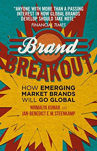 Brand Breakout By Nirmalya Kumar