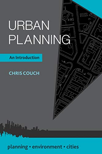 Urban Planning: An Introduction by Chris Couch
