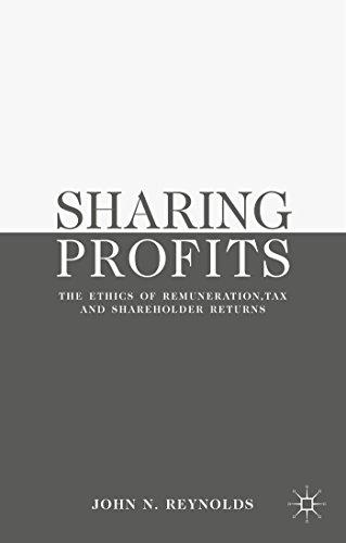 Sharing Profits By J. Reynolds
