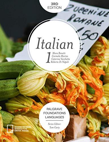Foundations Italian 1 By Mara Benetti