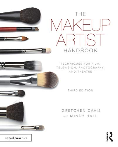 The Makeup Artist Handbook: Techniques for Film, Television, Photography, and Theatre by Gretchen Davis (, freelance makeup artist)