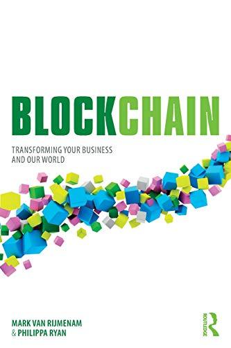 Blockchain By Mark Van Rijmenam