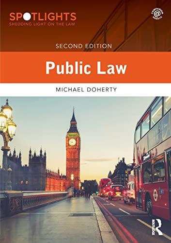 Public Law (Spotlights) By Michael Doherty