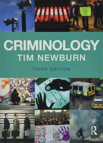 Criminology By Tim Newburn (London School of Economics and Political Science, UK)