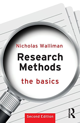Research Methods by Nicholas Walliman