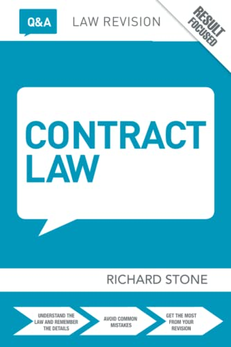 Q&A Contract Law (Questions and Answers) By Richard Stone
