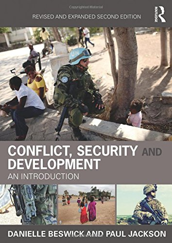 Conflict, Security and Development: An Introduction by Danielle Beswick
