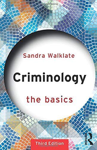 Criminology by Sandra Walklate
