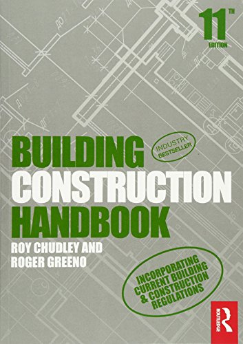 Building Construction Handbook by Roy Chudley (Formerly Guildford College of Technology, UK)