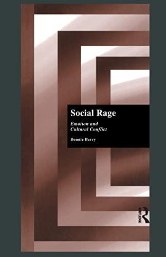 Social Rage By Bonnie Berry