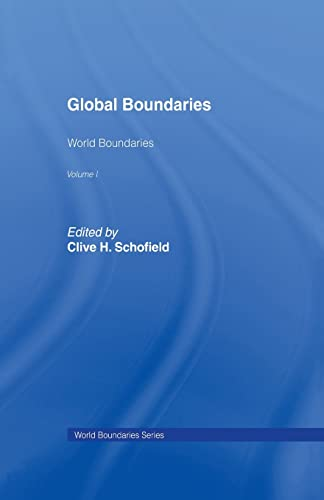 Global Boundaries By Clive H. Schofield