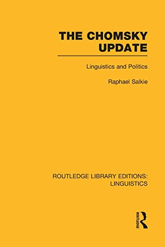 The Chomsky Update By Raphael Salkie
