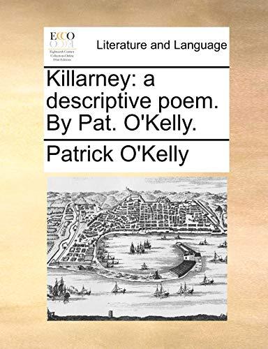 Killarney By Patrick O'Kelly