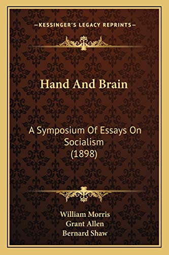Hand And Brain By William Morris, MD