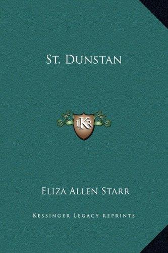 St. Dunstan By Eliza Allen Starr