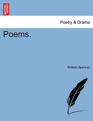 Poems. By William Spencer