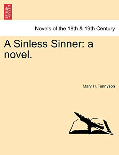 A Sinless Sinner By Mary H Tennyson