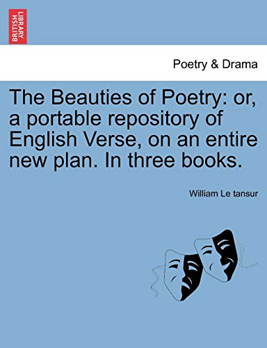 The Beauties of Poetry By William Le Tansur