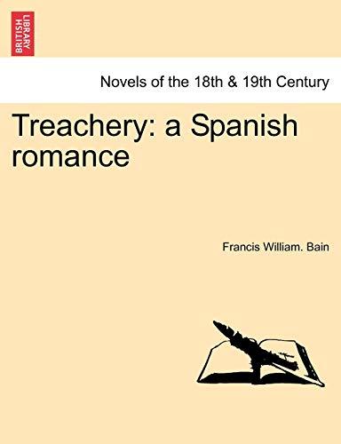 Treachery By Francis William Bain