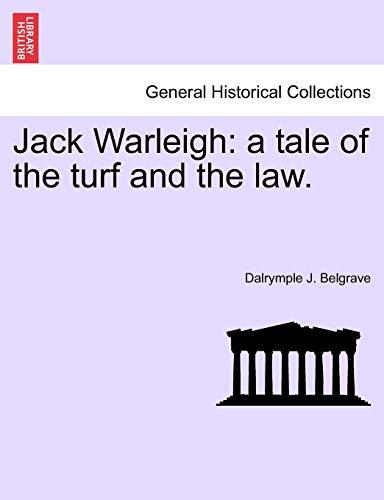 Jack Warleigh By Dalrymple J Belgrave