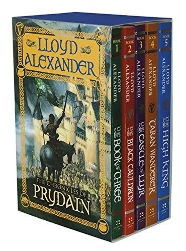 The Chronicles of Prydain von Lloyd Alexander