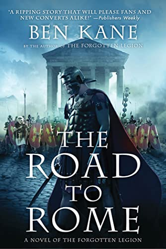 Road to Rome By Ben Kane