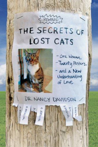 Secrets of Lost Cats By Dr Nancy Davidson