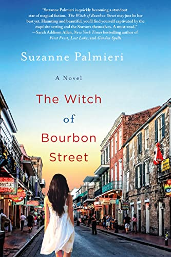 The Witch of Bourbon Street By Suzanne Palmieri