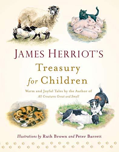 James Herriot's Treasury for Children von James Herriot