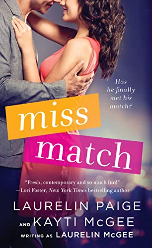 Miss Match by Laurelin McGee 1250059186 The Cheap Fast Free Post