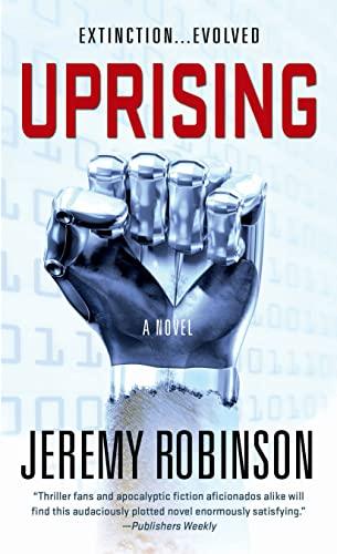 Uprising By Jeremy Robinson