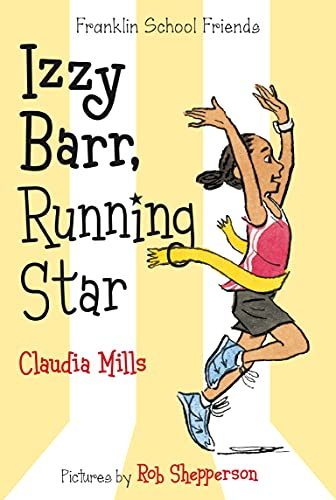 Izzy Barr, Running Star By Claudia Mills