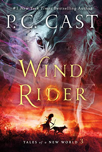 Wind Rider By P C Cast