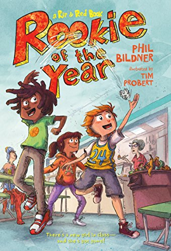 Rookie of the Year By Phil Bildner