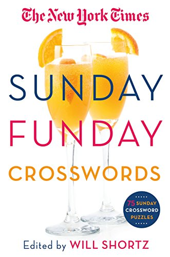 The New York Times Sunday Funday Crosswords By New York Times