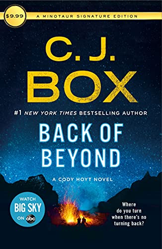 Back of Beyond By C J Box