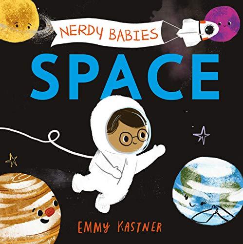 Nerdy Babies: Space von Emmy Kastner