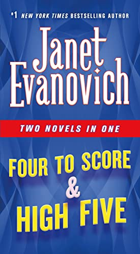 Four to Score & High Five By Janet Evanovich